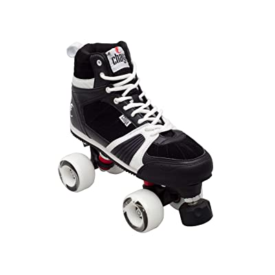 Chaya Jump Black Outdoor Park Roller Skate with Dual Center Mounting : Sports & Outdoors