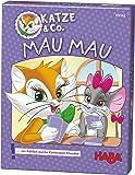 Haba 302362 - Katze & Co. Mau Mau, Kartenspiel
