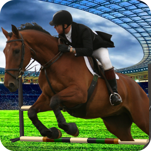 Riding Star - Horse Jumping Game Free 3D 2016