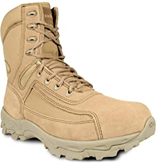 "product image for McRae FootWear Men's 8"" Terrasault Freedom Tactical Boot 3724"