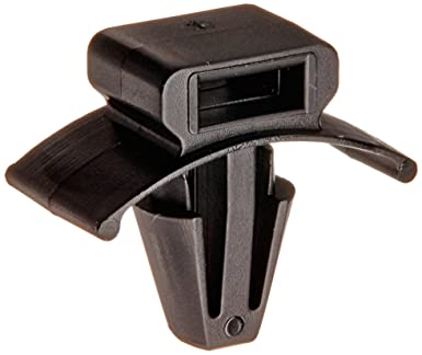 ea028f11172a Panduit PWMS-H25-C0 Cable Tie Mount, Winged Push Barb, Weather ...