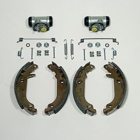 Bremsen Bremsbacken Trommelbremse Set Hinten Auto