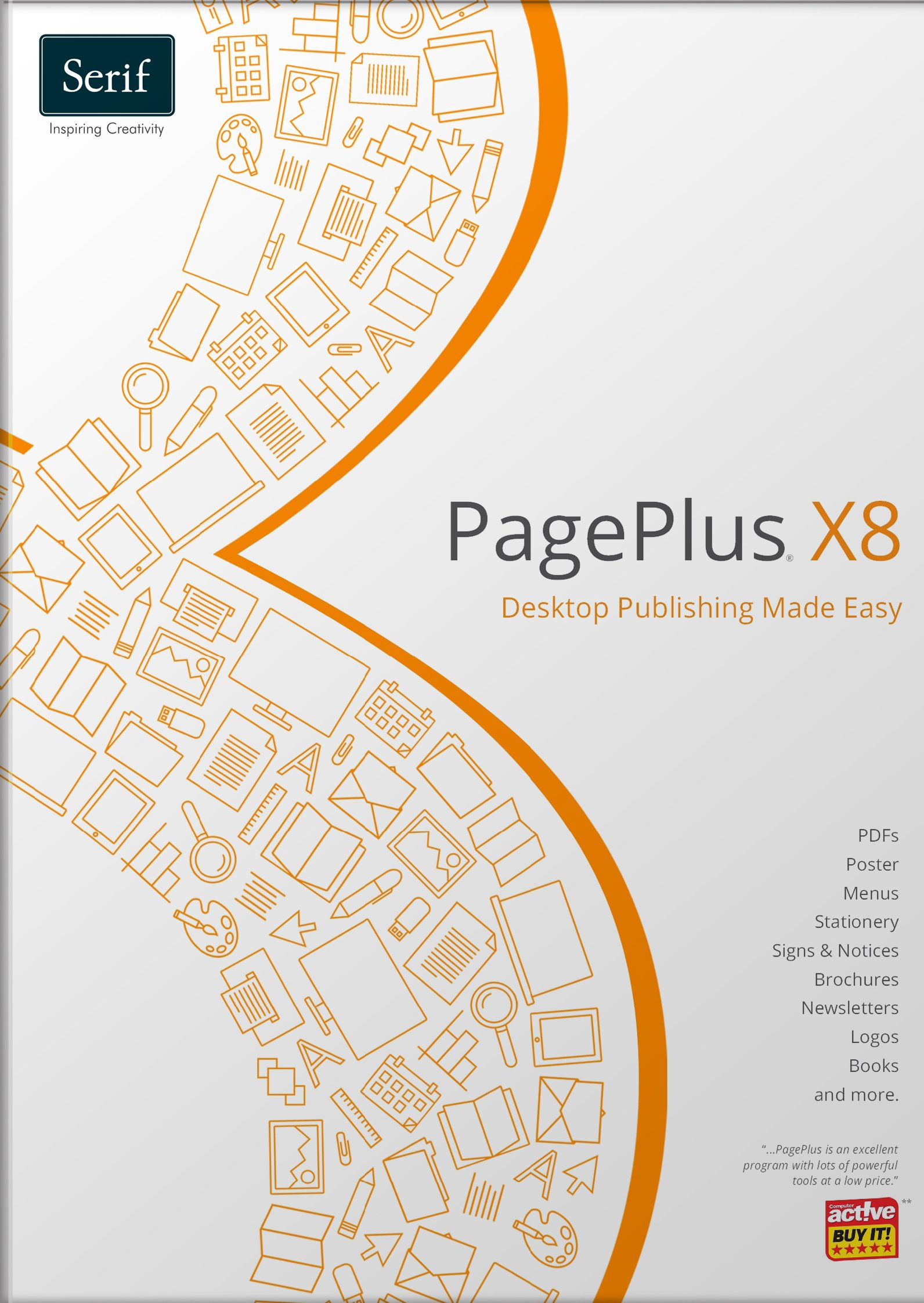PagePlus X8 [Download] by Serif
