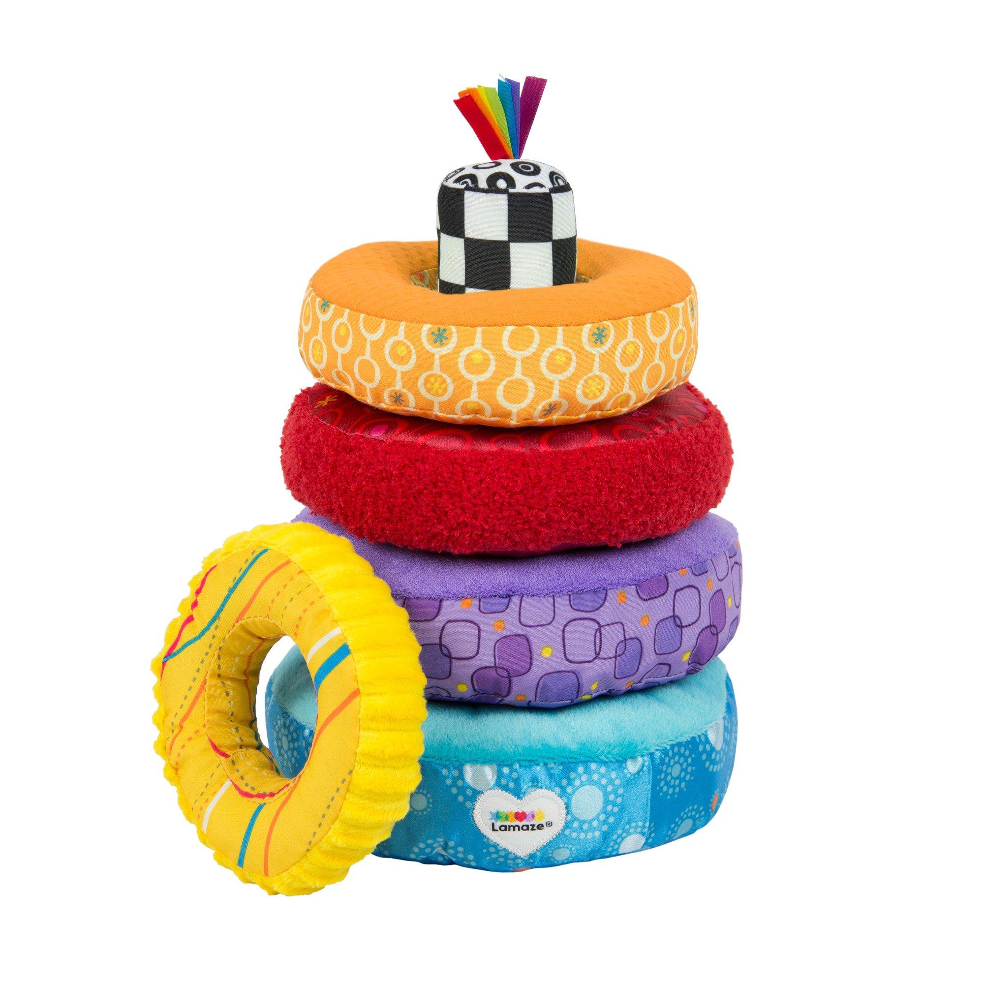 Amazon.com : Lamaze - My First Fishbowl Toy, Capture Baby\'s ...