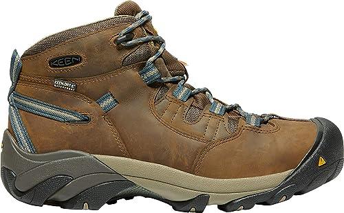 ab56a5ab7b6 KEEN Utility - Men's CSA Oshawa Mid Waterproof (Steel Toe) Work Boots