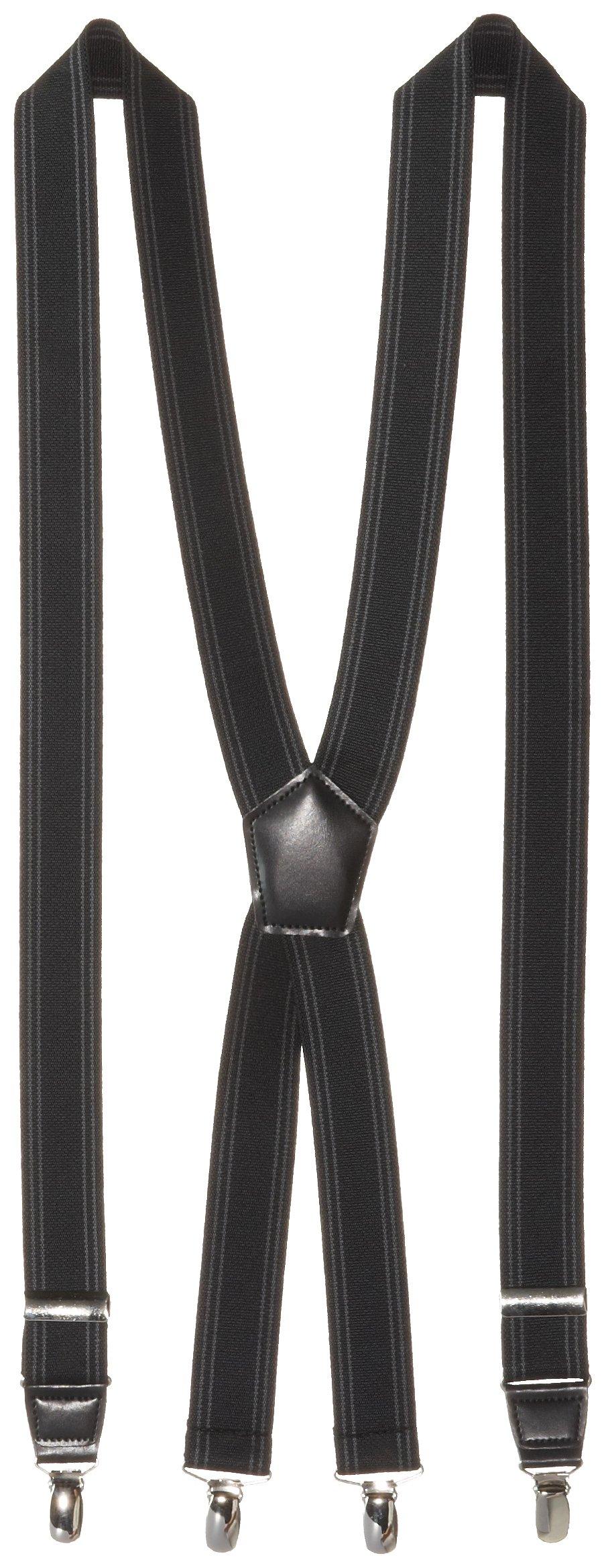 Dockers Men's Docker's 1 1/4 Inch Suspenders