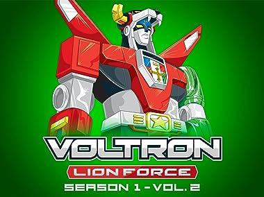 Amazon.com: Watch Voltron Lion Force Season 1 Vol 2 | Prime ...