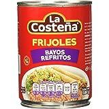 La Costeña Frijoles Bayos Refritos, 580 g