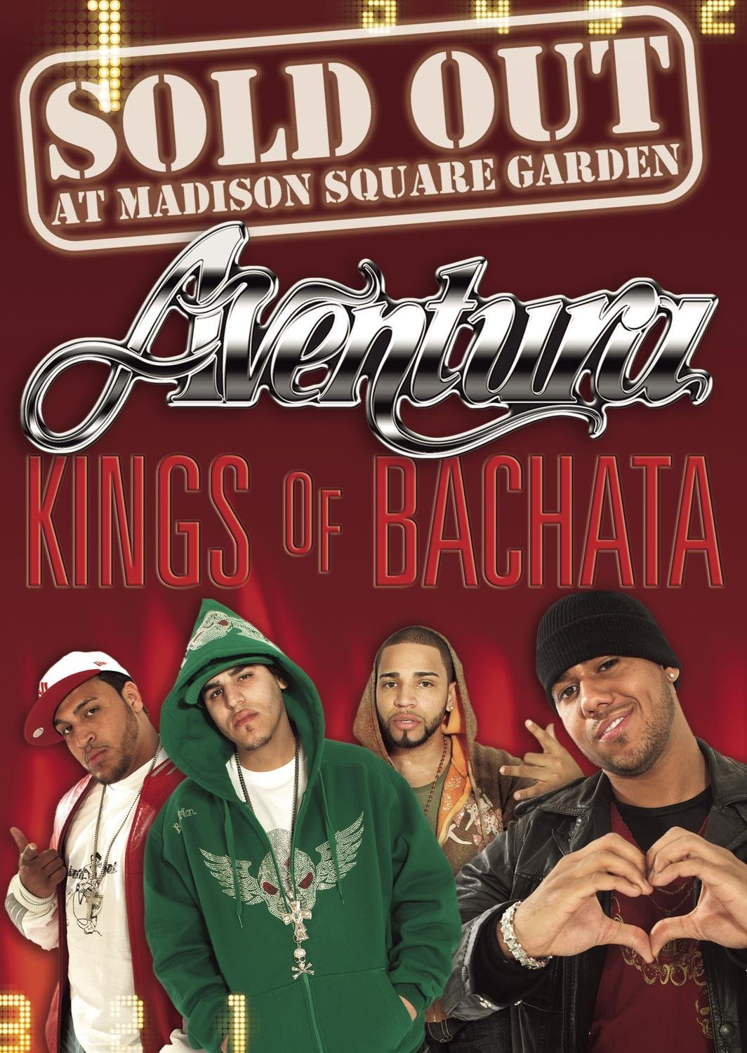 Sold Out At Madison Square Garden by Sony U.S. Latin