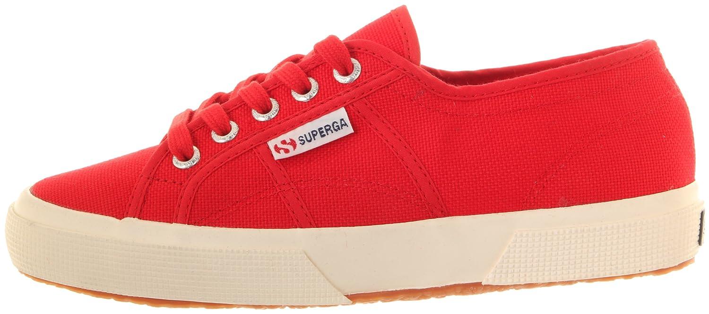 Superga Unisex 2750 Cotu Classic Sneaker B005VGE5FE 41.5 M EU/10 M US Women/8.5 M 41.5 US Men|Red afd5b4