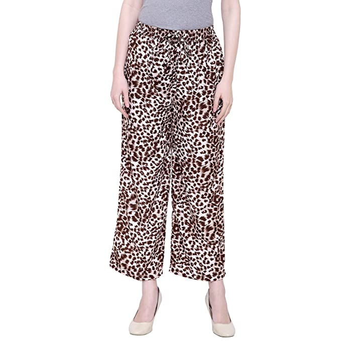 The Shopping Fever Brown Crepe women Trouser (Crepe Brown)  Amazon.in   Clothing   Accessories aea4dbcf9d7