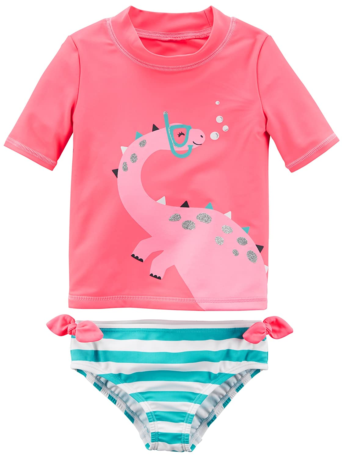Carter's Girls Two Piece Swimsuit Carter's