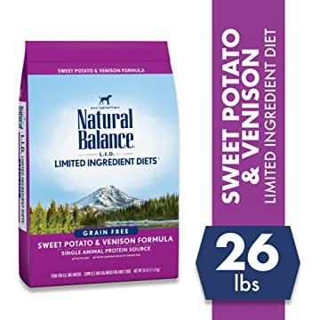 best Natural Balance Limited Ingredients reviews