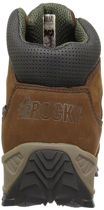 Mid Calf Boot Rocky Rks0240 Men's MpVSUz