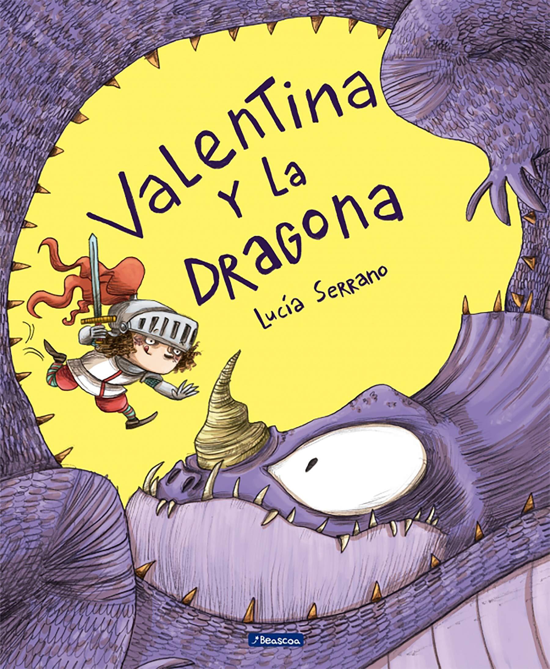 Resultado de imagen de valentina y la dragona