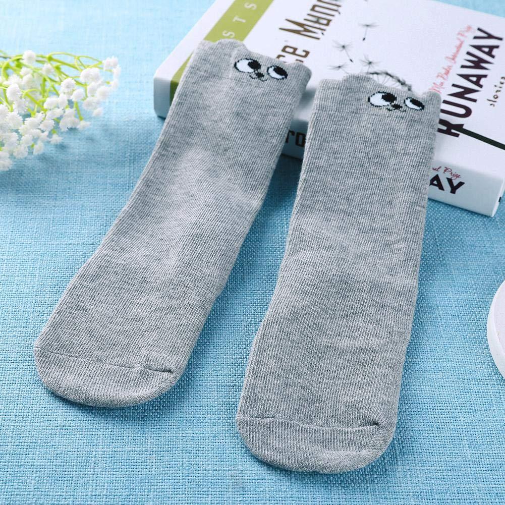 Socks For Baby,Baby Socks Kids Boy Girl Cotton Cartoon Knee High Non Slip Warm Leg Socks