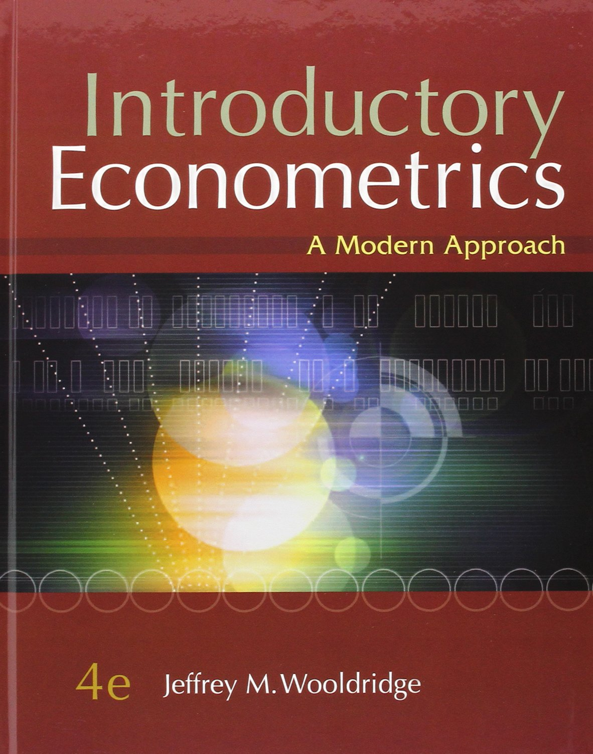 Introductory Econometrics: A Modern Approach (with Economic Applications,  Data Sets, Student Solutions Manual Printed Access Card): Jeffrey Wooldridge:  ...