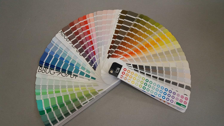 Mazzetta Colori Index 1950 Oikos Con Tinte Ncs Per Vernici E