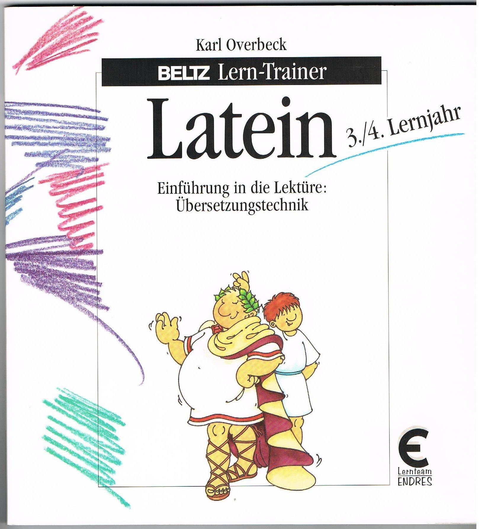 latein-einfhrung-in-die-lektre-bersetzungstechnik-beltz-lern-trainer