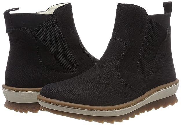 Rieker Damen Z8694 Chelsea Boots