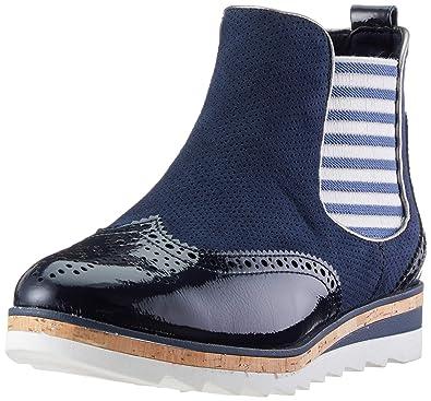 sale retailer 1d22b 4fd43 MARCO TOZZI Damen 2-2-25403-32 Chelsea Boots