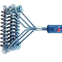 Kona Safe/Clean Bristle Free Barbecue Grill Brush