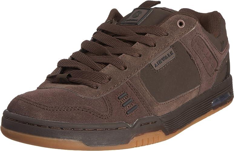 Chrome Brown Trainer 349274 10 UK