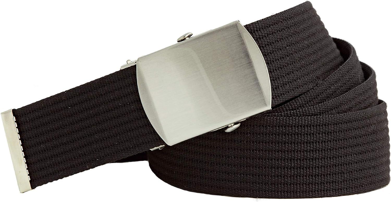 girovita da 140 a 200 cm larga 4 cm Cintura outdoor//militare shenky