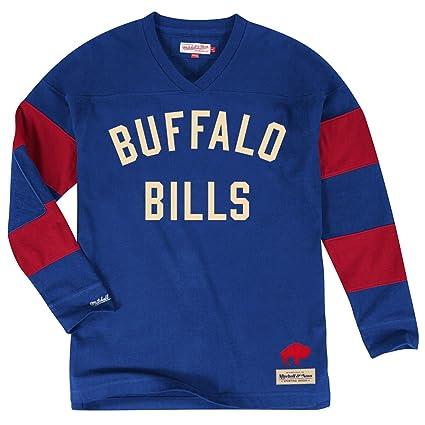 53d39b871 Amazon.com   Mitchell   Ness Buffalo Bills NFL Field Goal Men s ...