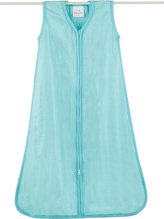 Aden + Anais Bamboo - Saco de dormir (talla S), color azul: Amazon ...