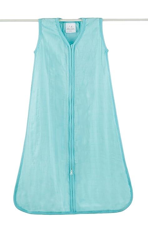 Aden + Anais Bamboo - Saco de dormir (talla S), color azul ...
