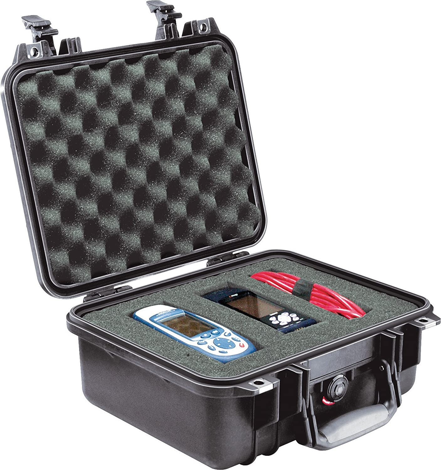 Desert Tan Pelican 1400 Camera Case With Foam