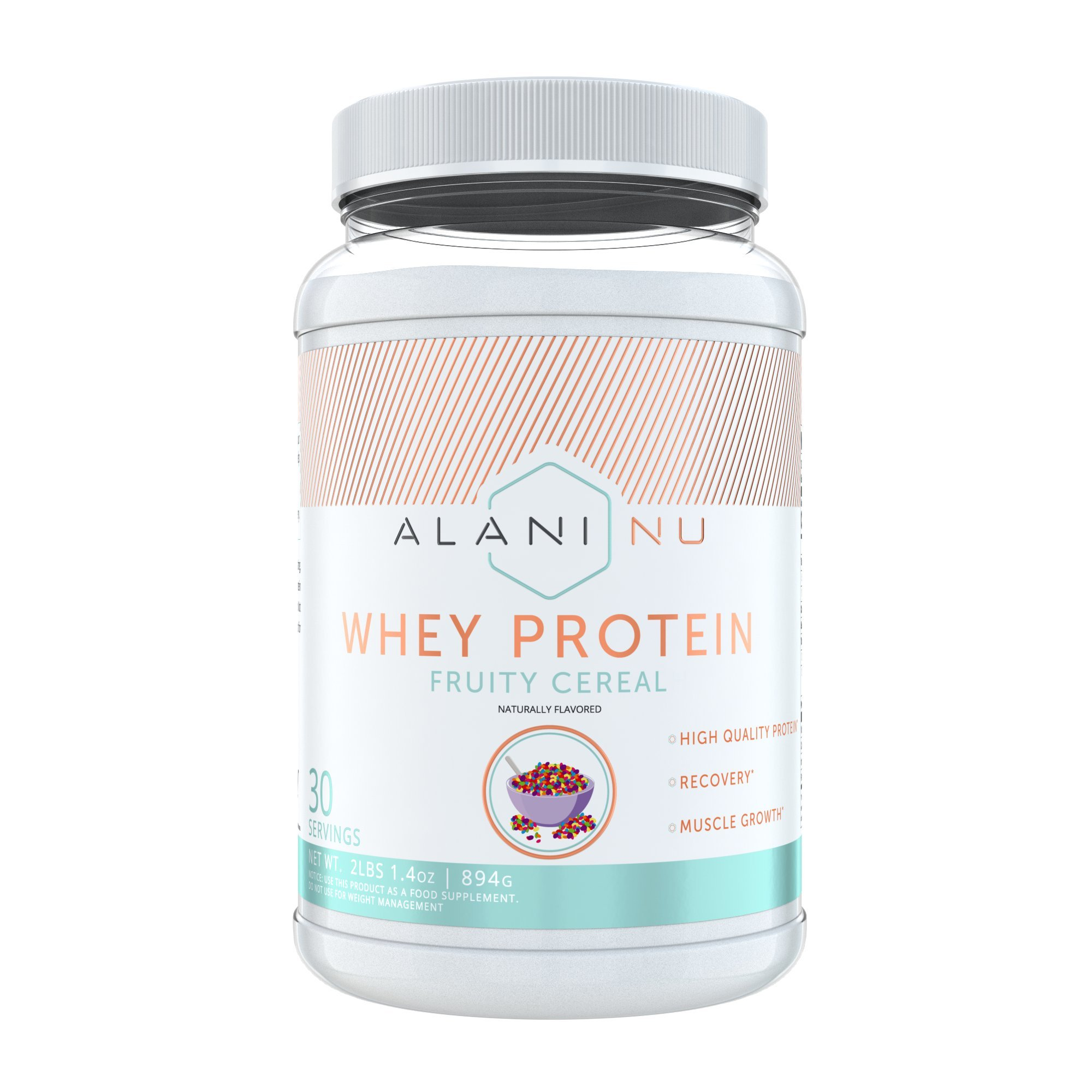 Alani Nu Whey Protein Powder - Fruity Cereal