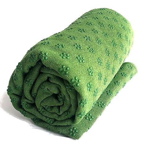 Cuerpo revolución toalla de Yoga Mat cubierta ...