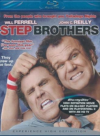 step brothers blu ray