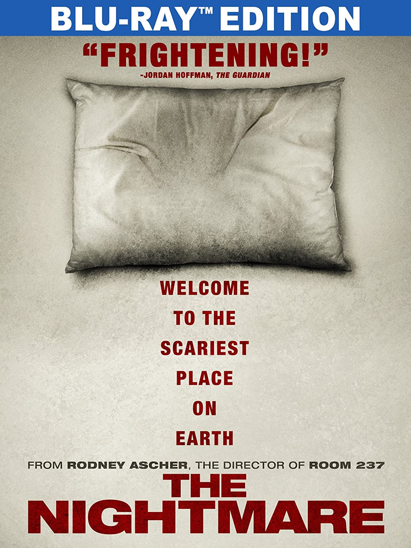 Amazon.com: The Nightmare [Blu-ray]: Maxwell Schneller, Yatoya Toy ...