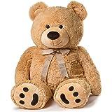 JOON Huge Teddy Bear - Tan