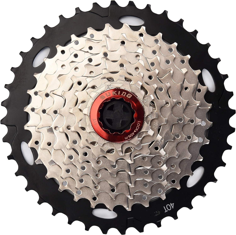 MTB Sram Sunrace Shimano ultegra xt CYSKY 8 Speed Cassette 8Speed 11-40 Cassette Fit for Mountain Bike Light Weight Road Bicycle BMX