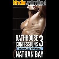 Bathhouse Confessions 3: Gay Romance Bundle book cover