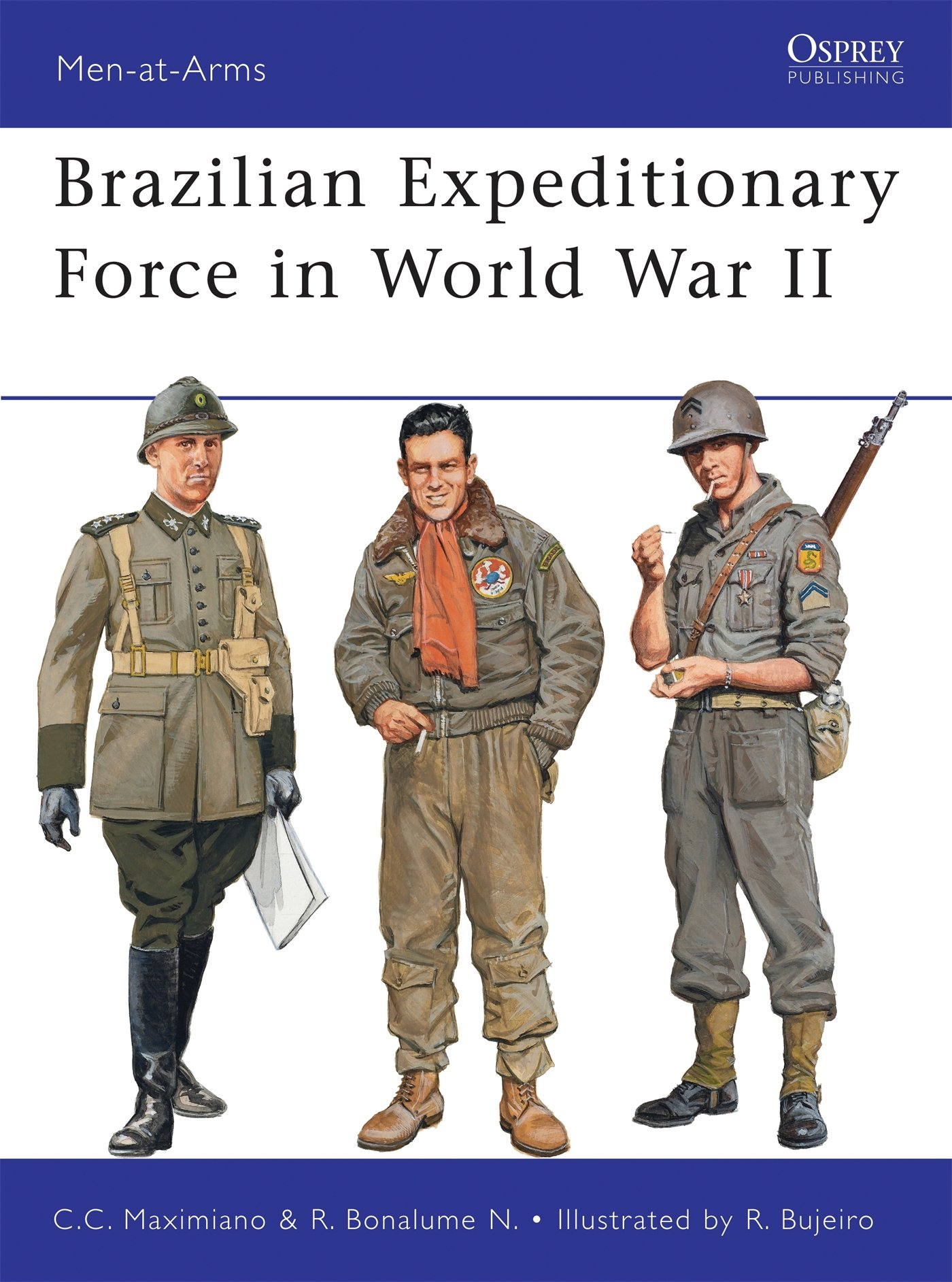 Brazilian Expeditionary Force in World War II (Men-at-Arms): Cesar