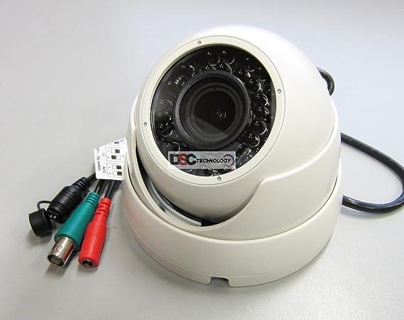 Amazon.com : 2MP 1080p HD-CVI/HD-TVI/HD-AHD Motorized Zoom Dome Security Camera - 100 IR - 2.8-12mm Motorized Zoom Lens - High Definition Security ...