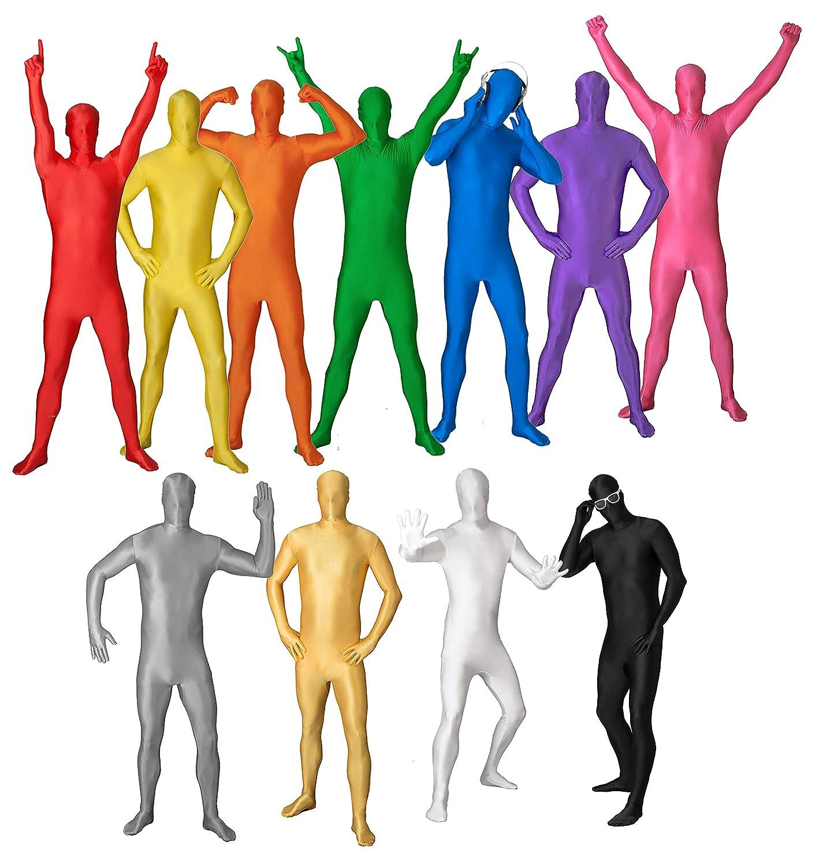 Funsuits Bodysuit Suit Halloween Costume S/M/L/XL/XXL - Several Colors