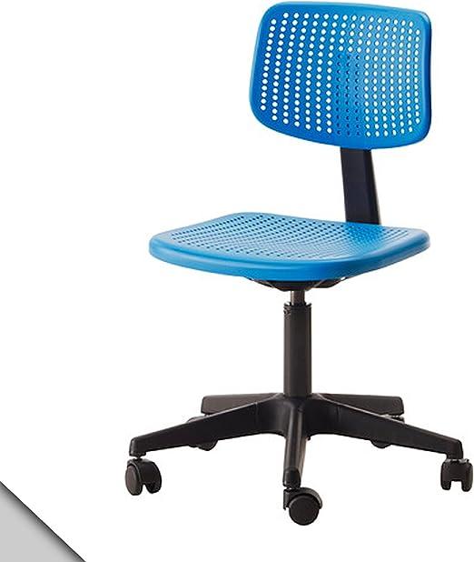 Ikea 402.141.17 Silla de escritorio infantil, color azul