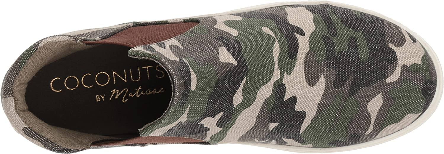Matisse Women's Harlan Fashion US|Camo Sneaker B07B4JN1XD 7.5 B(M) US|Camo Fashion 92c0f9