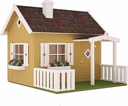 CASETA MADERA OTTO 3,6 m2 233x157258: Amazon.es: Bricolaje y herramientas