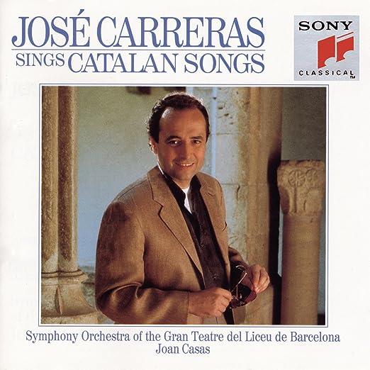 Sings Catalan Songs: Jose Carreras: Amazon.es: CDs y vinilos}