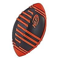 Nerf Sports Weather Blitz Football, Red/Black