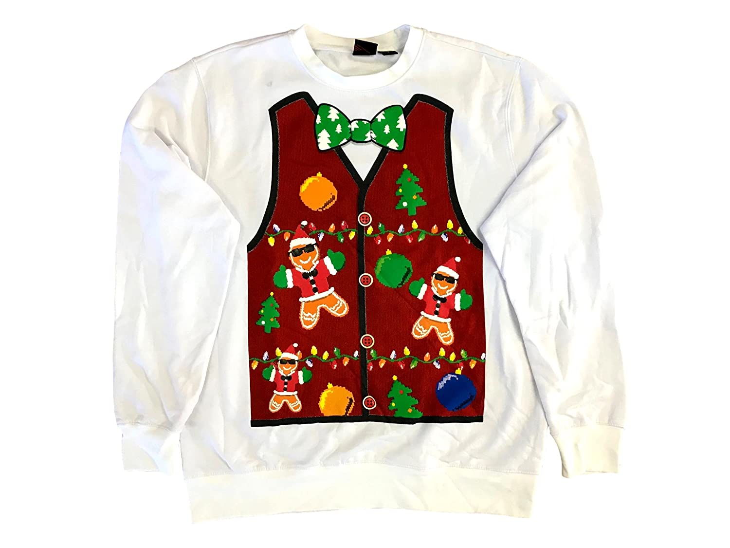 Mens Disney Nightmare Before Christmas Jack Faces Ugly Sweater ...