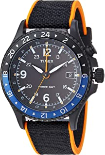 Timex Mens Allied Three GMT