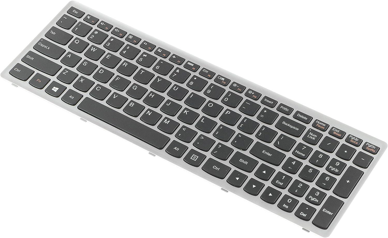 Green Cell/® T6F1-UK V-136520fs1-ui Z500-UK Laptop Keyboard for Lenovo US QWERTY